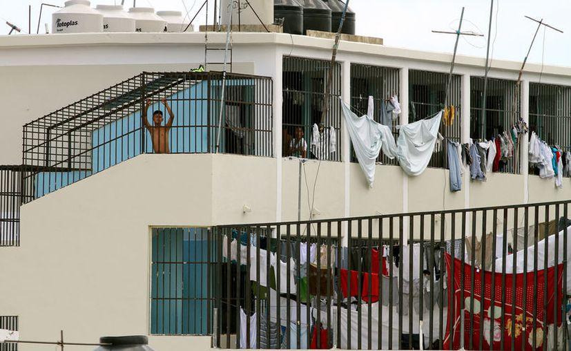El centro penitenciario actualmente cuenta con 444 internos. (Octavio Martínez/SIPSE)