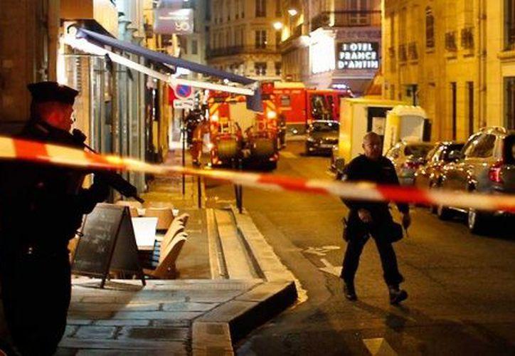 La Embajada rusa en París pidió hoy mismo a las autoridades francesas. (AP)
