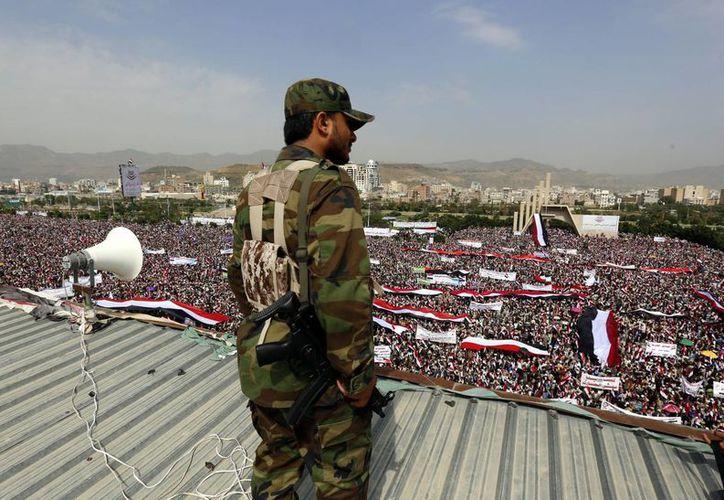 El Estado Islámico se ha adjudicado buena parte de la ola de atentados que sacude a Oriente Medio. (EFE/Archivo)