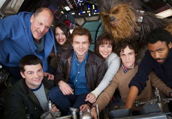 'Solo: A Star Wars Story' está planeada para estrenar a fines de mayo de este año. (Foto: NME)