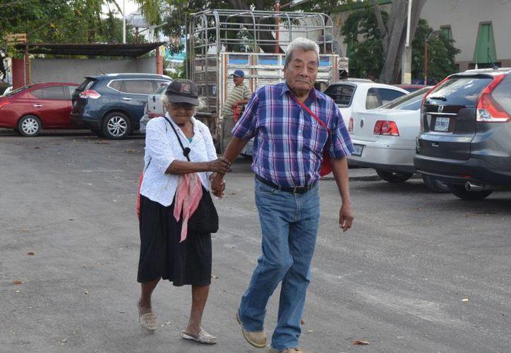 Existe una población de un millón 325 mil 578 personas de las cuales 63 mil 965 son mayores a 60 años. (Eddy Bonilla/ SIPSE)