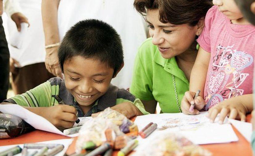 El CCPI de Peto atenderá inicialmente a 70 niños, adolescentes y adultos propensos a dejar su lugar de origen. (Cortesía)
