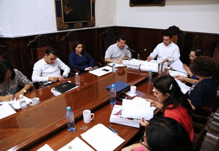 Ayer se efectuó la sesión de Cabildo para aprobar el Presupuesto de Egresos 2014. (Milenio Novedades)