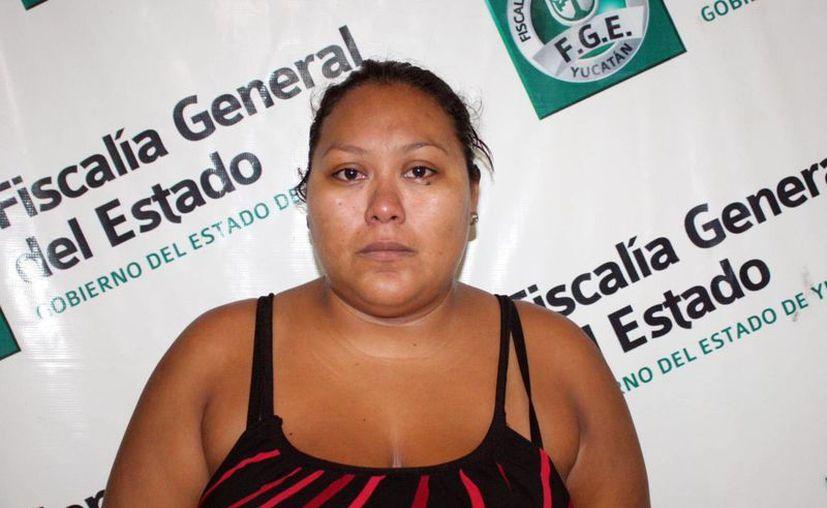 María José Hernánde Alpízar 'sacó el cobre' al vender una casa en el fraccionamiento Ampliación Juan Pablo II. (Cortesía)