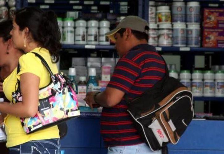 Descartan incremento al fármaco por la demanda ante el brote de la influenza. (SIPSE)