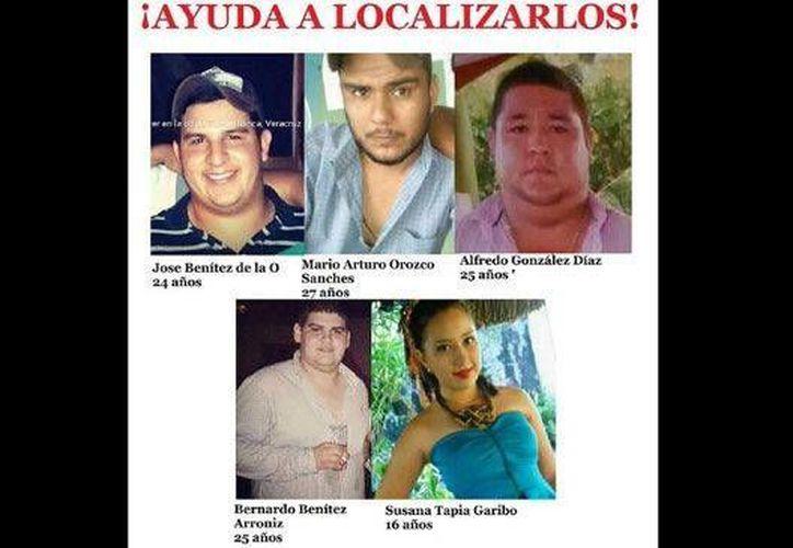 Dos de los cinco jóvenes desaparecidos en Tierra Blanca, Veracruz, fueron identificados por forenses al hallar restos en un rancho del municipio de Tlalixcoyan, mismo donde se realizaban diversas actividades ilícitas. (Imagen tomada de 24-horas.mx)
