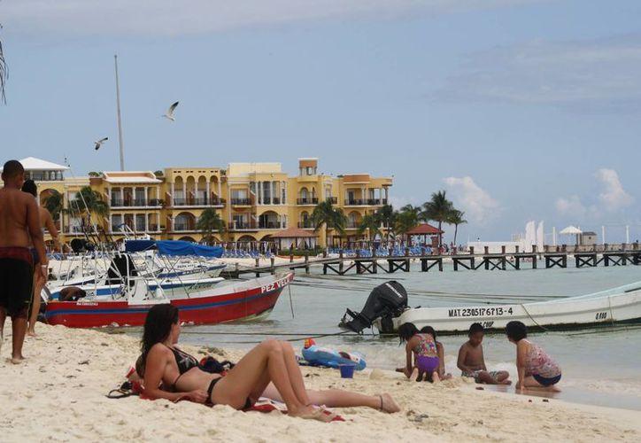 La Asociación de Hoteles de la Riviera Maya prevé que durante la temporada de invierno la ocupación hotelera superará el 90 %. (Octavio Martínez/SIPSE)