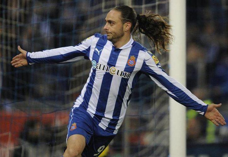 Sergio García, capitán del Espanyol de Barcelona, es uno de los jugadores imputados por arreglo de partidos en España. (pixshark.com)