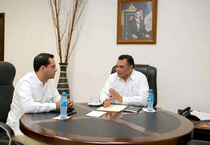 La administración que encabeza Mauricio Vila Dosal dio a conocer el reporte  financiero, resultado del proceso entrega-recepción. (Foto: Archivo)