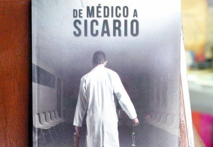 La 'novela negra' de Edgardo Arredondo será presentada en la  Facultad de Medicina de la Uady hoy miércoles a las 21:00 horas. (Milenio Novedades)