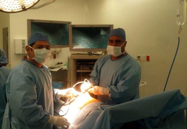 La laparoscopía es un procedimiento quirúrgico de mínima invasiva. (Milenio Novedades)