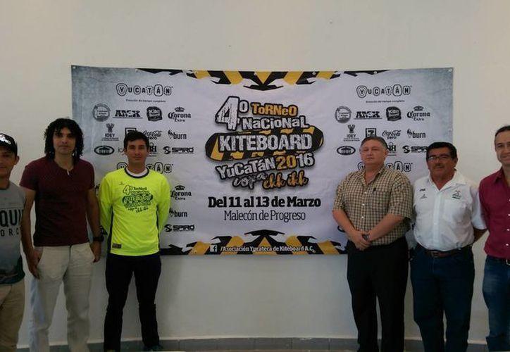 Los organizadores informaron los pormenores de la competencia.(Milenio Novedades)
