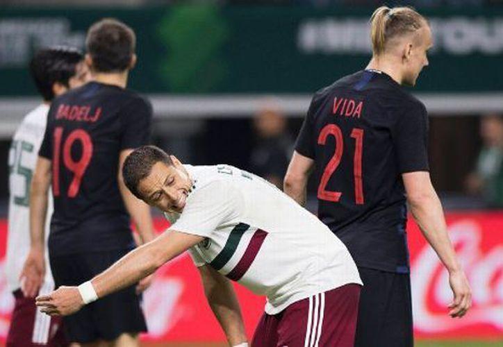 La Selección Mexicana y la de Croacia se vieron las caras esta noche, en punto de las 20 horas, hora del centro del país. (ESPN)