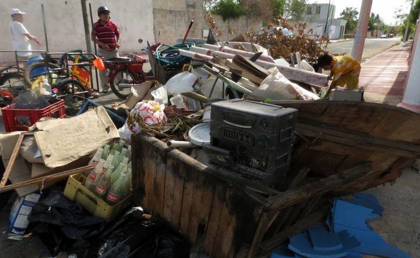 El especialista de la Uady exhorta a la población a revisar y limpiar los espacios que puedan ser fuente de desarrollo de moscos para evitar casos de dengue. (Archivo Notimex)