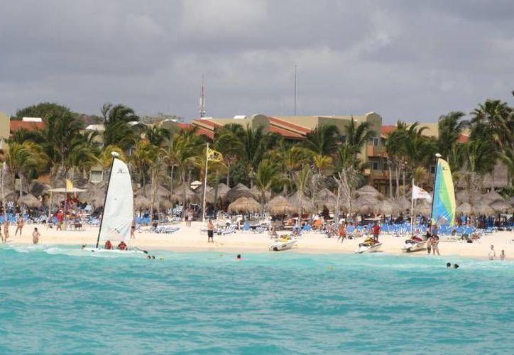 De acuerdo con estadísticas de Grupo Expedia, la Riviera Maya es el segundo destino turístico más vendido de Lationamérica.  (Archivo/SIPSE)