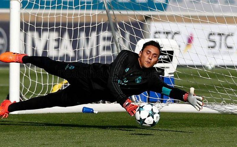 Keylor Navas evitó la derrota del Real Madrid en la Champions