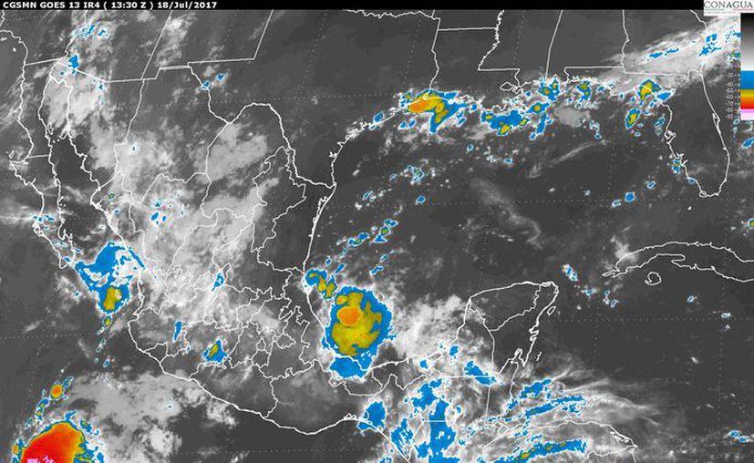 Para hoy se esperan tormentas matinales en Chetumal. (Conagua)
