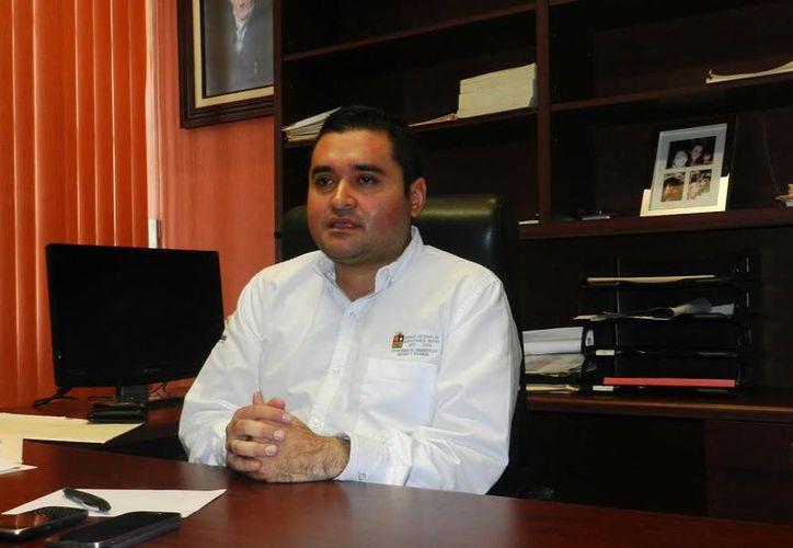 Mauricio Rodríguez Marrufo fue detenido ayer por el delito de desempeño irregular de la función pública. (La Jornada)