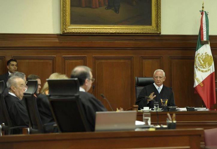 La Corte consideró que Cofetel se excedió en sus atribuciones. (Notimex)