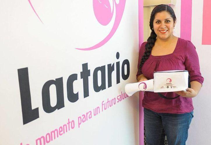 DIF Yucatán inauguró un lactario en las instalaciones de la Secretaría de Educación del Estado, en beneficio de más de 140 mujeres en edad reproductiva. (Oficial)