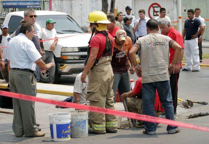 Los análisis de gasometría deberán ser realizados por la coordinación estatal de Protección Civil. (Harold Alcocer/SIPSE)
