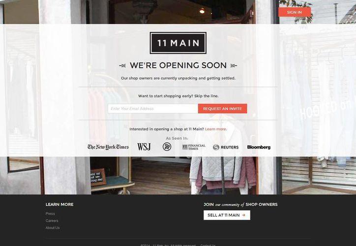 11Main.com se enfrenta a un mercado altamente competitivo en los Estados Unidos. (11main.com)