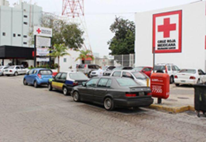 Las actividades inician en las instalaciones de la Cruz Roja, ubicadas en la Yaxchilán. (Yajahira Valtierra/SIPSE)