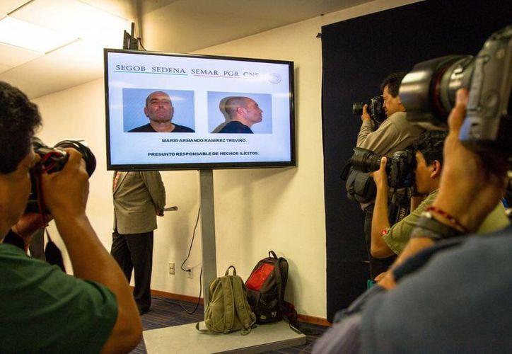 Ramírez Treviño fue detenido el 17 de agosto pasado. (Archivo/Notimex)