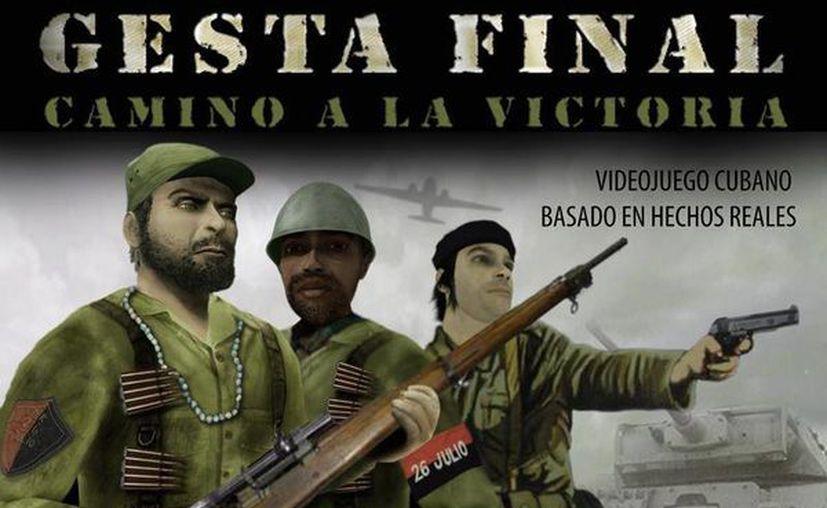 El objetivo del videojuego es revivir los momentos que cambiaron el destino de Cuba. (Facebook oficial)