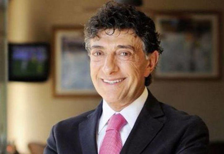 El científico Elías Micha Zaga fue nombrado como coordinador de Ciencia, Tecnología e Innovación, dentro de la Coordinación General de Política y Gobierno de la Presidencia de la República. (@ComisionCT)