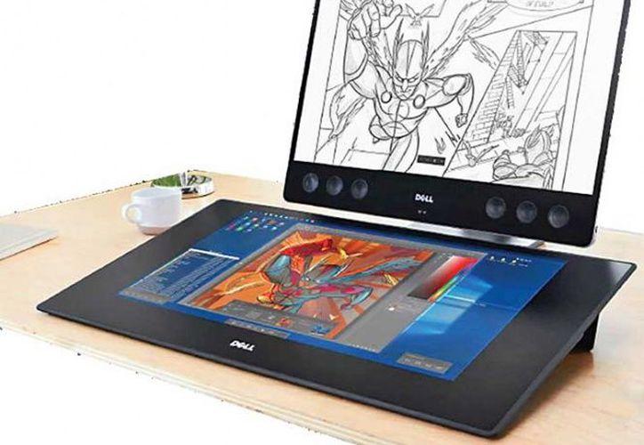 """Canvas es un dispositivo que se convierte en un """"espacio de trabajo que derriba barreras"""". (Excélsior)"""