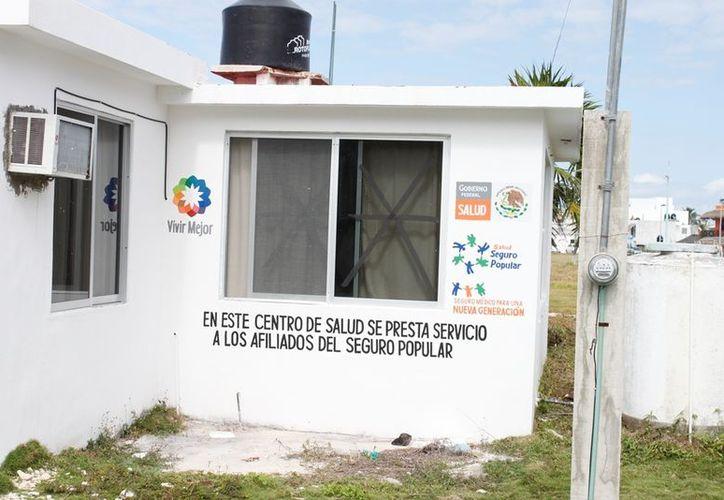 Confirman la baja de la administradora Sugey Patricia Alvarado Cohuo por sustracción y venta de tarjetas de salud  ilícitas. (Juan Palma/SIPSE)