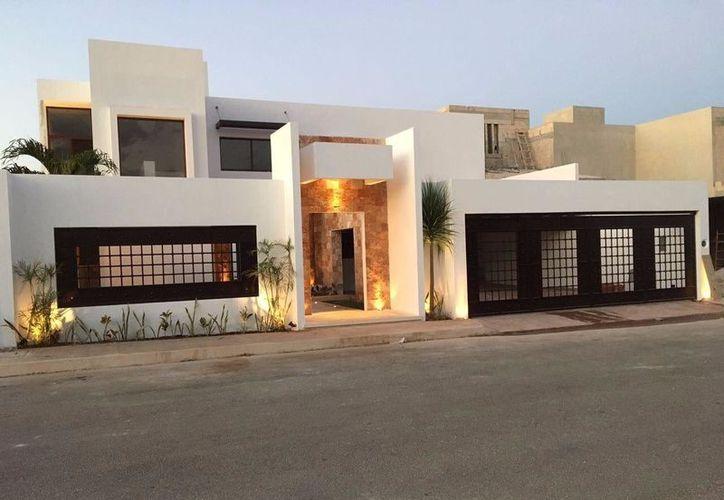 Las viviendas con mayor costo se ubican en el norte de Mérida. (Foto: Imagen ilustrativa tomada de internet)
