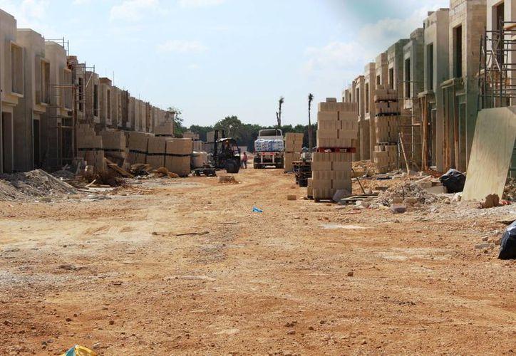 Éste y otros desarrollos que se tienen planeado edificar. (Octavio Martínez/ SIPSE)
