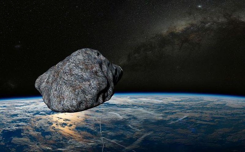Un asteroide rozará la tierra este jueves
