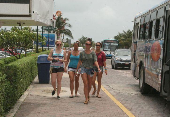 Hoteleros promocionarán el destino en el Trade Show en Veracruz. (Jesús Tijerina/SIPSE)