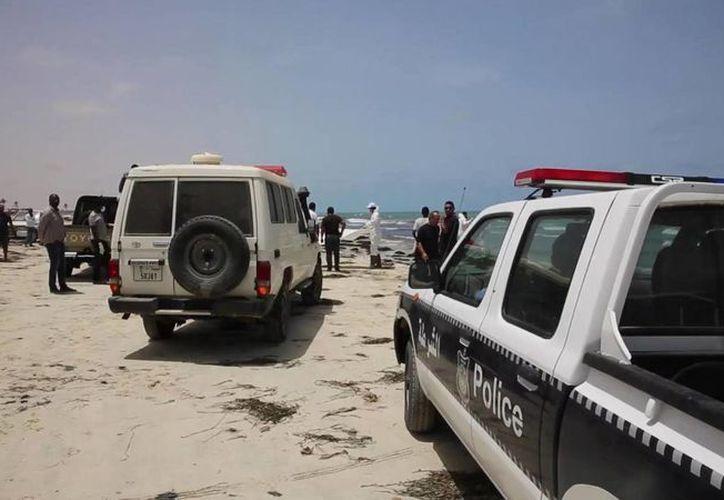 La semana pasada, más de 110 cadáveres de inmigrantes aparecieron en las costas de Libia después de que se hundió el barco en el que viajaban. (Agencias)