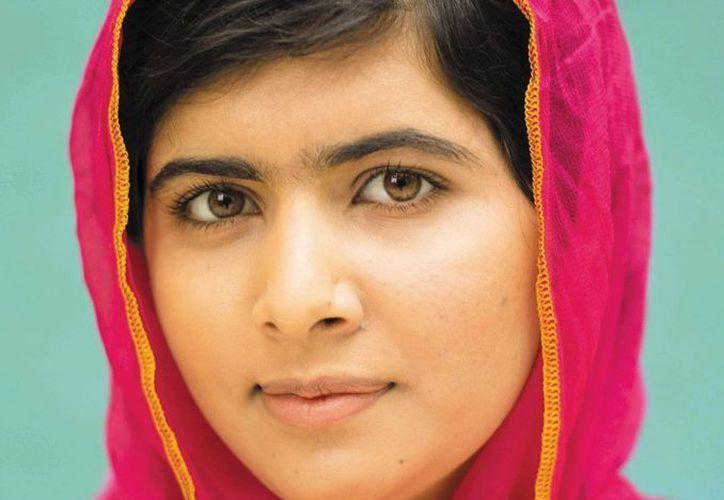 Yousafzai tenía 15 años en 2012, cuando recibió un disparo en la cabeza de milicianos talibanes en Pakistán. (Actitudfem).