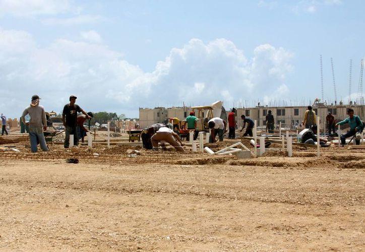 La construcción de las viviendas de interés social de Ciudad Mayakoba iniciará el próximo año. (Adrián Monroy/SIPSE)