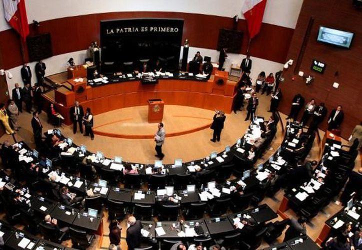 El presupuesto del Senado para 2019 quedaría en 2 mil 900 millones de pesos. (Contexto)