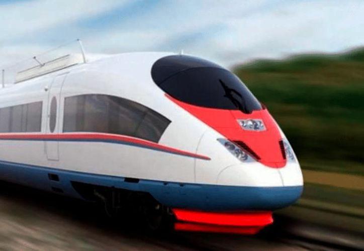 la inversión estimada de la infraestructura de la vía del tren será de 120 mil a 150 mil millones de pesos. (Foto: Milenio Novedades)
