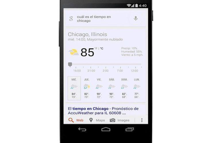 En su blog oficial, Google informa que trabaja para que el Google Search atendienda más de un idioma por frase. (Google Inside Search)