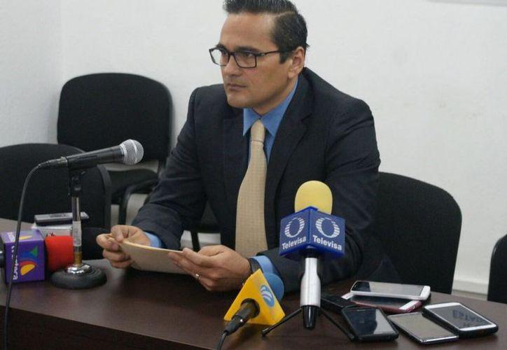 """El Fiscal Jorge Winckler Ortiz insistió que no se ha acreditado la ejecución extrajudicial contra las menores Grecia y Nefertiti """"N"""". (Foto: Más Noticias)"""