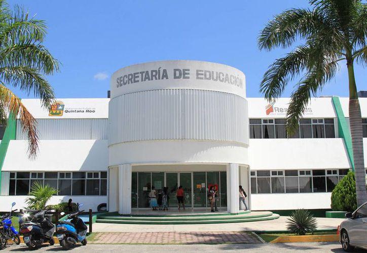 La Secretaría de Educación y Cultura informó que tuvo problemas en el servidor. (Jesús Tijerina/SIPSE)