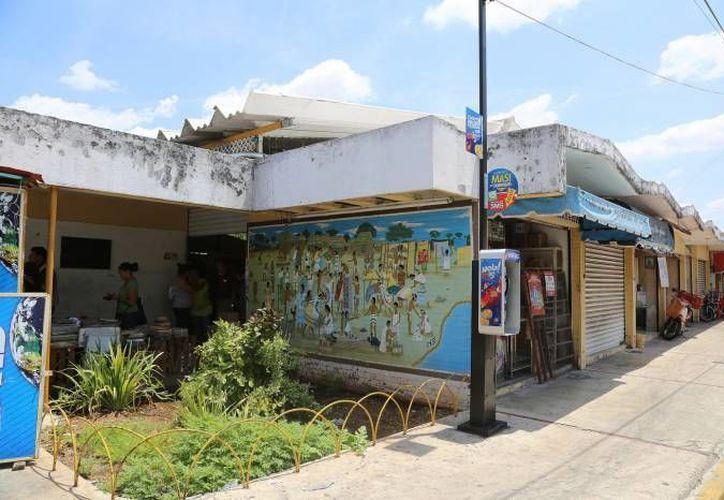El caso de la 'aparición' del niño quemado ocurrió en un domicilio a un par de cuadras del mercado del Chembech, en Mérida (Jorge Moreno/SIPSE).