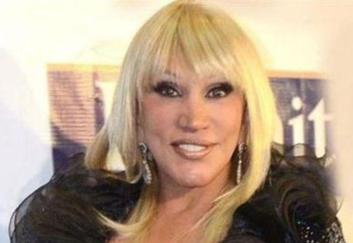 La cantante fue invitada al programa de espectáculos 'Intrusos' y habló también sobre sus romances y familia. (Vanguardia)