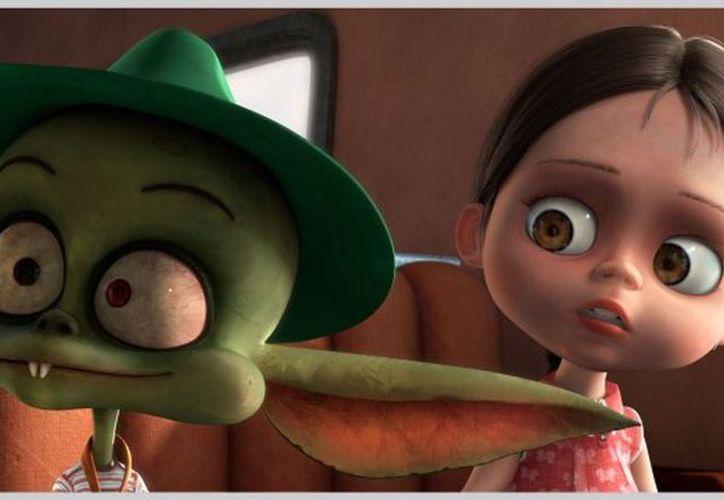 La película 'Ana y Bruno', distribuida por Corazón Films, ha sido alabada por la calidad de su animación y por tener un 'excelente' reparto en voces. (Corazón Films)