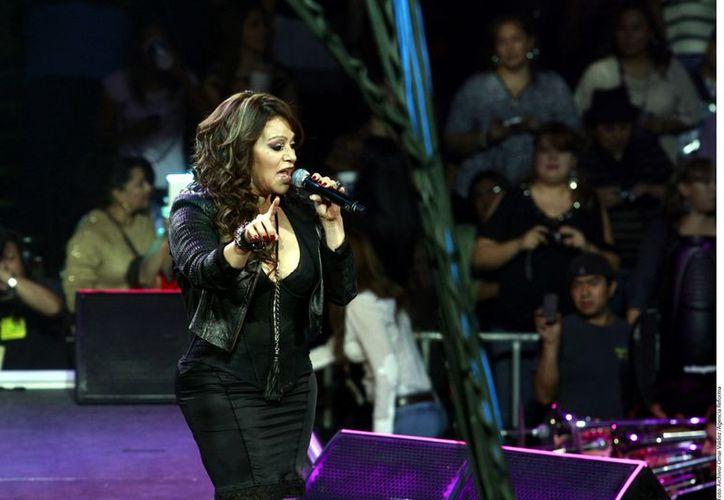 Dolores Janney Rivera Saavedra es el nombre completo verdadero de la artista. (Agencia Reforma)