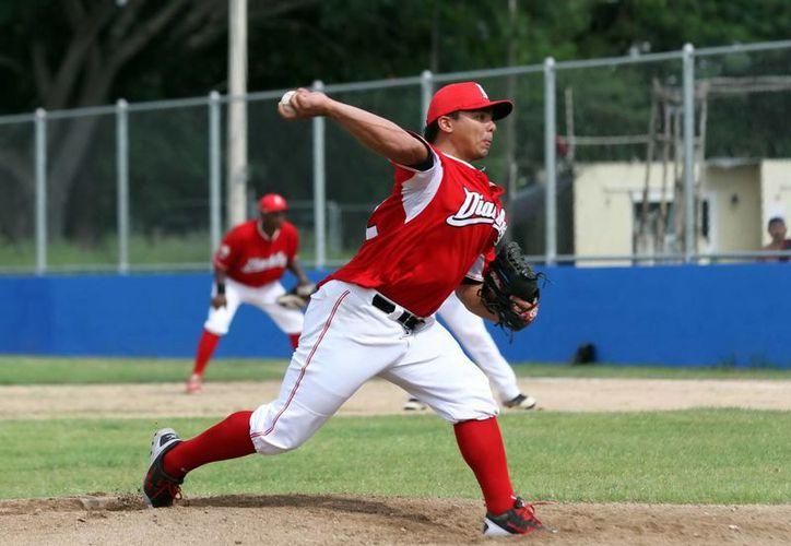El lanzador yucateco Línder Castro estará a prueba con Yaquis de Ciudad Obregón en la Liga Mexicana del Pacífico. (Milenio Novedades)