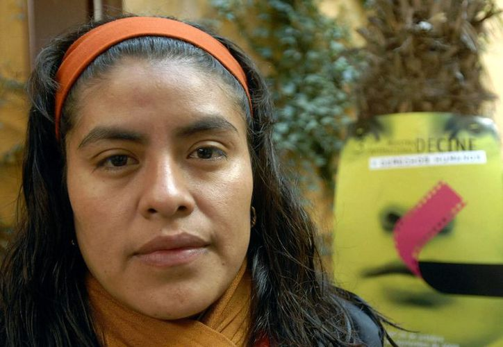 Eufrosina Cruz actualmente es diputada en el Congreso mexicano por el Partido de Acción Nacional (PAN). (Archivo/EFE)